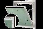 AluQuattro revizní klapka